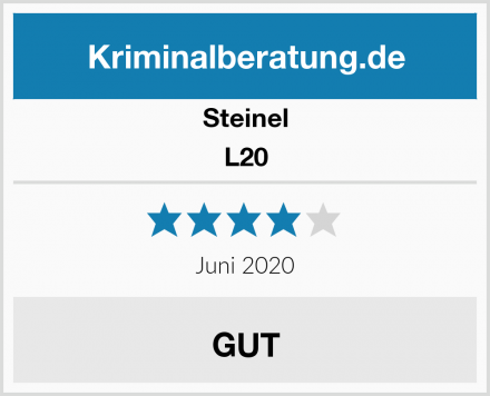 Steinel L20 Test
