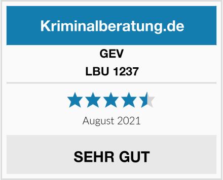 GEV LBU 1237 Test