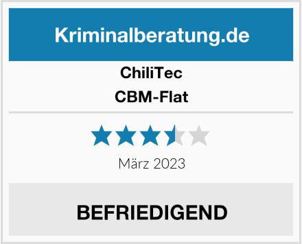 ChiliTec CBM-Flat Test