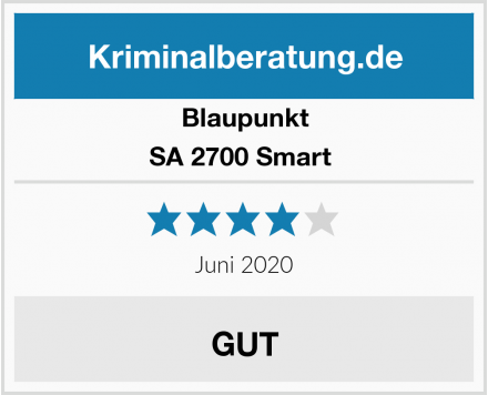 Blaupunkt SA 2700 Smart  Test