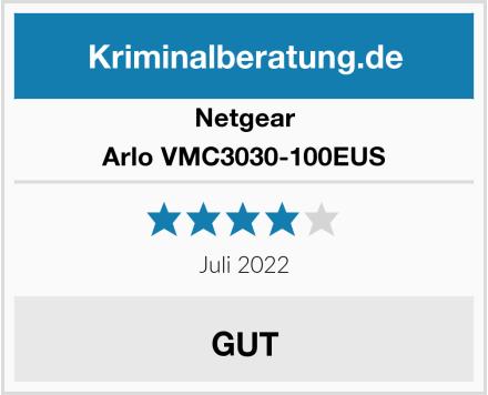 Netgear Arlo VMC3030-100EUS Test