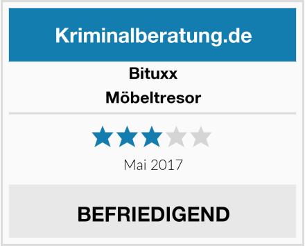 Bittux Möbeltresor Test