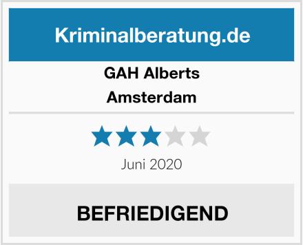 GAH-Alberts Amsterdam Test