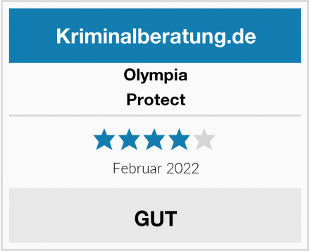 Olympia Protect Test