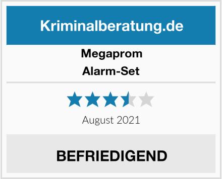 Megaprom Alarm-Set Test