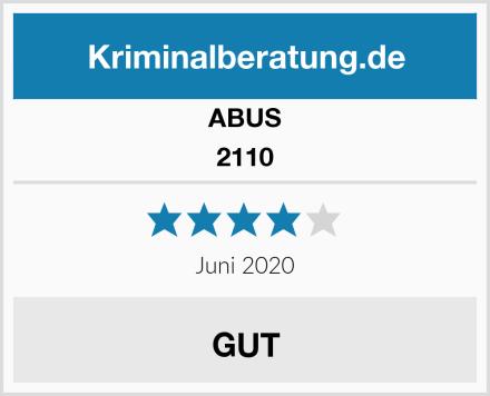 ABUS 2110 Test