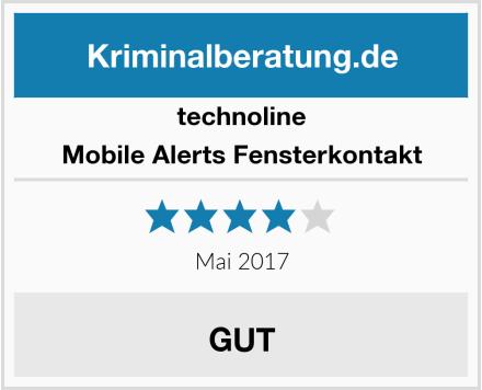 Technoline Mobile Alerts Fensterkontakt Test