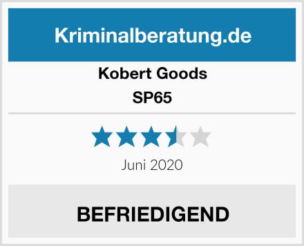 Kobert Goods SP65 Test