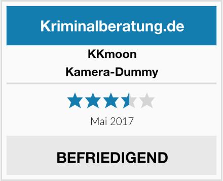 KKmoon Kamera-Dummy Test