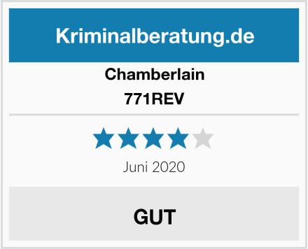 Chamberlain 771REV Test