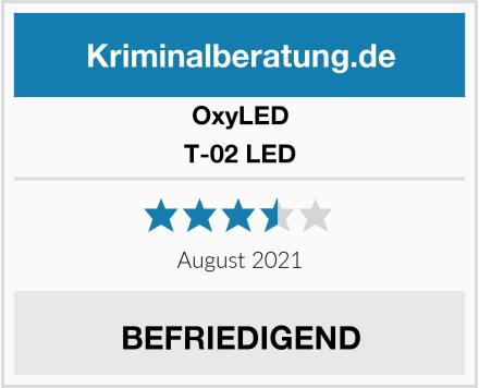 OxyLED T-02 LED Test