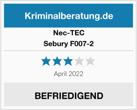 Nec-TEC Sebury F007-2 Test