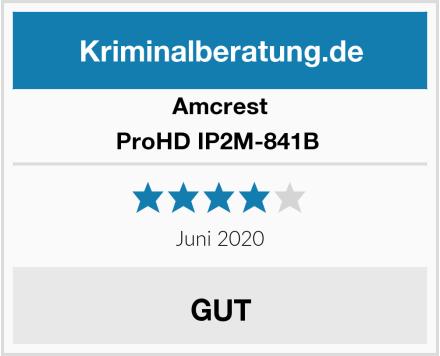Amcrest ProHD IP2M-841B  Test