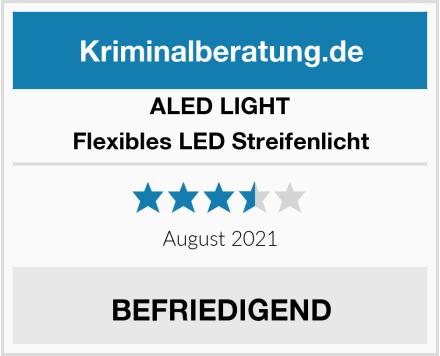 ALED LIGHT Flexibles LED Streifenlicht Test