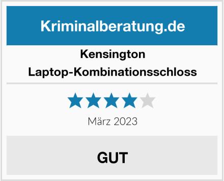 Kensington Laptop-Kombinationsschloss Test