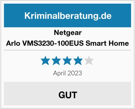 Netgear Arlo VMS3230-100EUS Smart Home Test