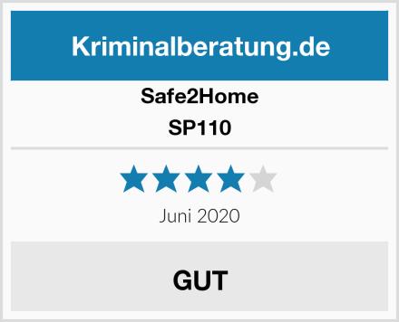 Safe2Home SP110 Test