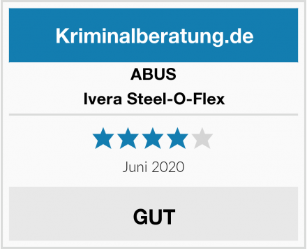 ABUS Ivera Steel-O-Flex Test
