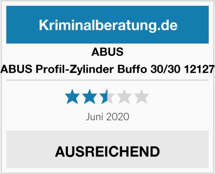 ABUS ABUS Profil-Zylinder Buffo 30/30 12127 Test