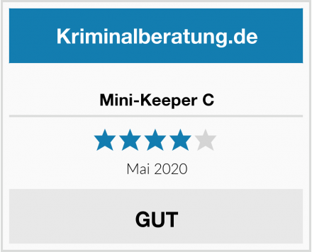 Mini-Keeper C Test