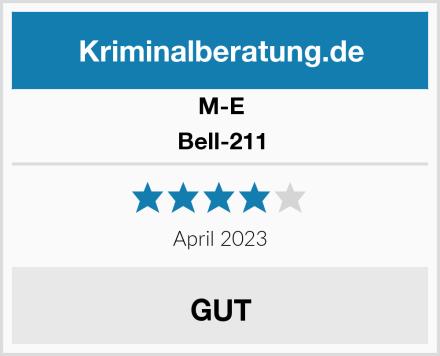 M-E Bell-211 Test