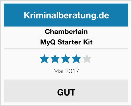 Chamberlain MyQ Starter Kit Test