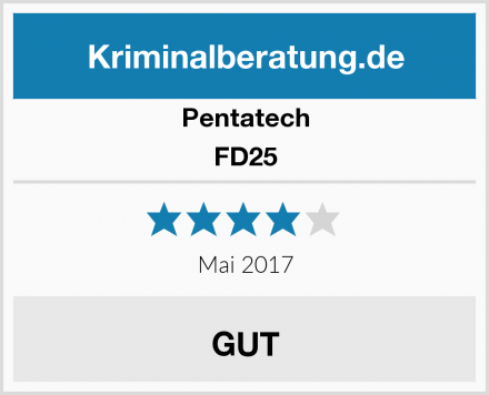 Pentatech FD25 Test