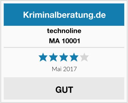 Technoline MA 10001 Test