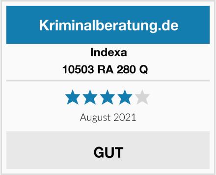 Indexa 10503 RA 280 Q   Test