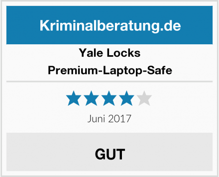 Yale Locks Premium-Laptop-Safe Test