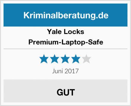Yale Locks Premium-Laptop-Safe Test