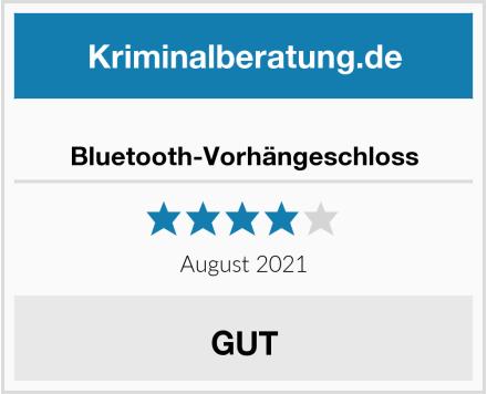 No Name Bluetooth-Vorhängeschloss Test