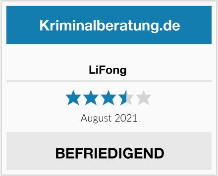 No Name LiFong  Test