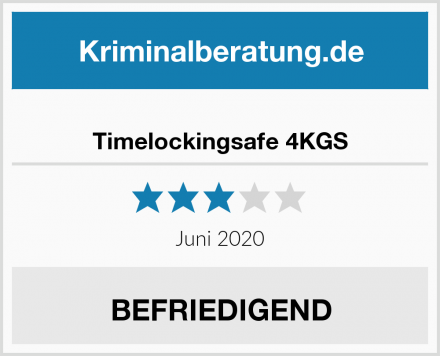 Timelockingsafe 4KGS Test