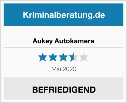 No Name Aukey Autokamera Test