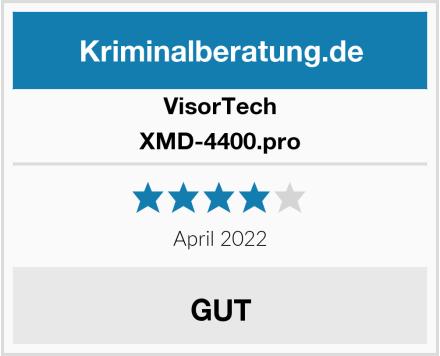 VisorTech XMD-4400.pro Test