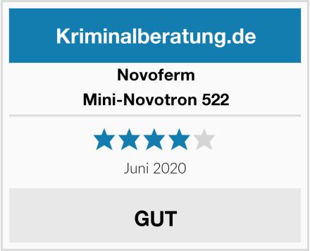 Novoferm Mini-Novotron 522 Test