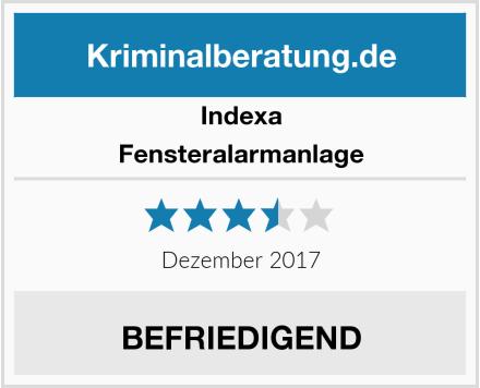 Indexa Fensteralarmanlage Test