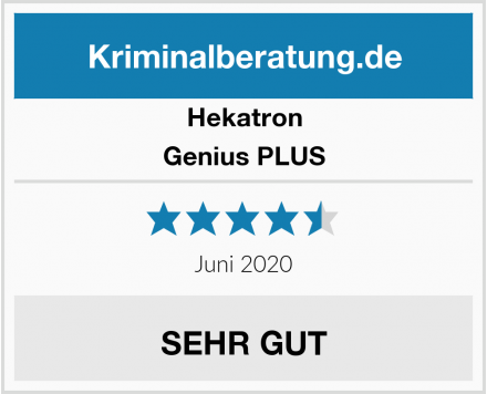 Hekatron Genius PLUS Test