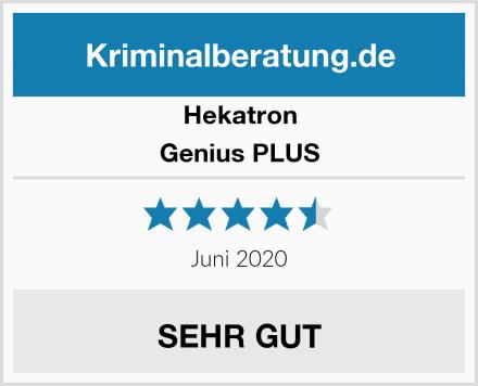 Hekatron Genius PLUS Test