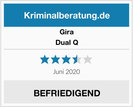 Gira Dual Q Test