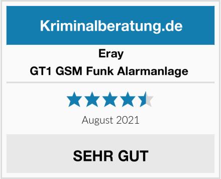 Eray GT1 GSM Funk Alarmanlage  Test