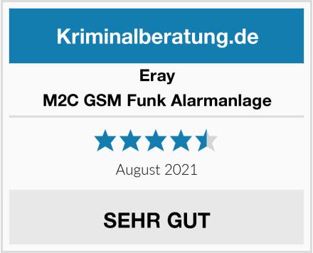 Eray M2C GSM Funk Alarmanlage Test