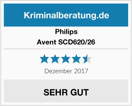 Philips Avent SCD620/26 Test