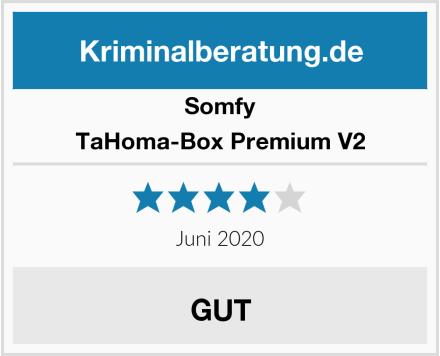 Somfy TaHoma-Box Premium V2 Test