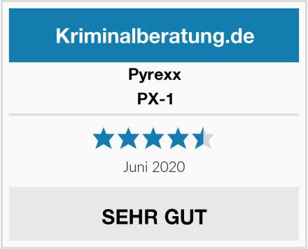 Pyrexx PX-1 Test