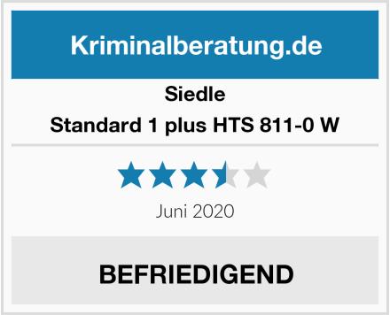 Siedle Standard 1 plus HTS 811-0 W Test