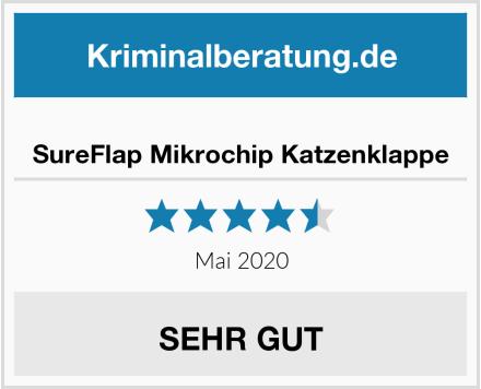 No Name SureFlap Mikrochip Katzenklappe Test