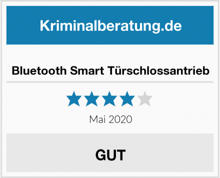 No Name Bluetooth Smart Türschlossantrieb Test