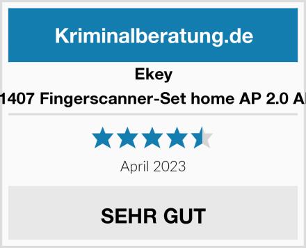Ekey 101407 Fingerscanner-Set home AP 2.0 AP 1 Test